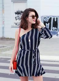 Zara Asymmetric Dress Fashion Blog From Berlin