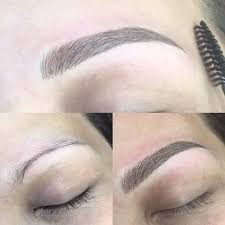 microblading in london trained at tracie giles knightsbridge semi permanent make up