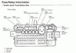 1997 honda civic ex fuse box diagram honda schematics and wiring 2006 honda accord fuse box diagram at Honda Fuse Box Diagram