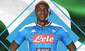 Juve-Napoli: Osimhen in via di recupero, punta al match coi bianconeri