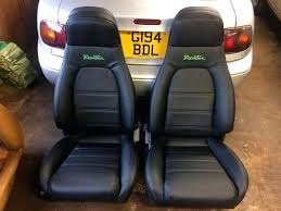 car seat mazda mx5 car seat covers seats 5 pair in new black leather roadster