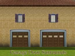 mz french garage door surround 3x1