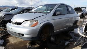 Junkyard Find: 2000 Toyota Echo - The Truth About Cars