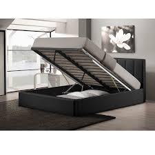 platform bed black platform bed with storage  ushareimg bedding