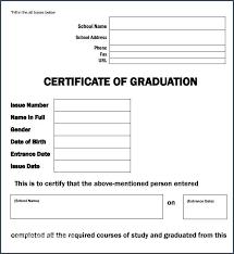 Best Of Fresh High School Diploma Template Pics High School