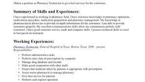 Remote Order Entry Pharmacist Sample Resume Volunteer Manager