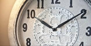 Dalani orologi da parete shabby chic: romantici dettagli