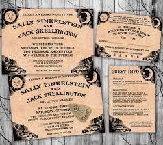 Halloween Wedding Invitations Halloween Wedding Invitation Suite Ouija Board Invite Diy