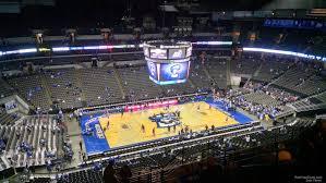 Chi Health Center Omaha Section 207 Creighton Basketball