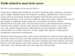 deli clerk job description brilliant ideas of resume meat clerk deli clerk resume arieli