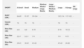 Patagonia Waders Size Chart