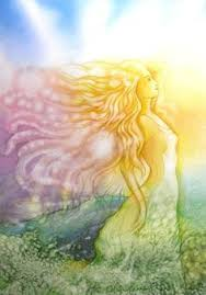 Image result for solstice goddess