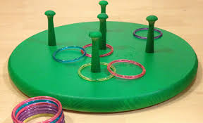 Homemade Wooden Games Homemade Ring Toss Game Nashville Parent Magazine 98
