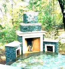 precast outdoor fireplace prefab outdoor fireplace prefab outdoor fireplace pleasant prefab outdoor fireplaces 5 intended for outdoor fireplace cost idea