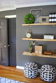27 rustic wall decor ideas to turn shabby into fabulous exclusive living room shelf 10 meridiancollective org