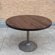 industrial dining furniture. Industrial Dining Table With 1.75\ Furniture