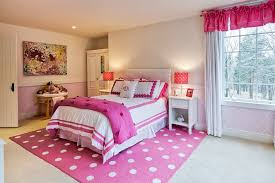 Pink Girls Bedroom 12 Modern Pink Girls Bedroom Design Ideas With Regard To Bedroom