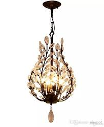4 lights chandelier ambient light crystal mini style rustic lodge vintage lantern country traditional classic retro modern contempo pendant light