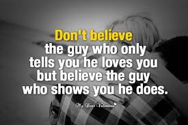 Believe In Love Quotes Impressive Don't Believe Love Quotes For Him Pictures
