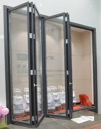 solid custom made doors custom made aluminum folding glass door glass folding doors