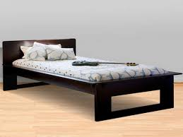 modern twin bed frame. Unique Modern Black Modern Twin Bed And Frame Y
