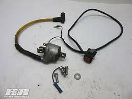 1986 kawasaki kdx200 ignition coil wire oem 86 kdx 200 b3949 image is loading 1986 kawasaki kdx200 ignition coil wire oem 86