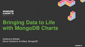 Mongodb Charts Bringing Data To Life With Mongodb Charts Guillaume Meister