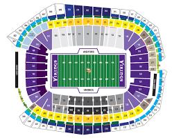 Us Bank Arena Monster Jam Seating Chart Us Bank Stadium Minneapolis Mn Seating Chart View
