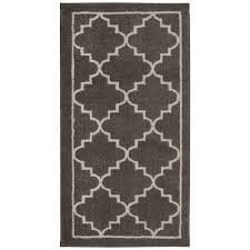 home decorators collection winslow walnut 2 ft x 4 ft area rug