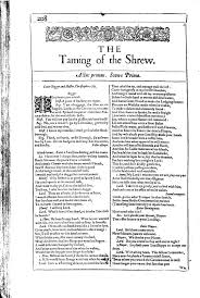 shakespeare s england acirc the taming of a the shrew the taming of a the shrew