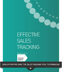 track sales online sales tracking future simple