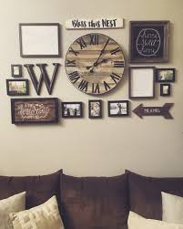Home Decoration Accessories Wall Art Living Room Country Living Room Decorating Ideas Rustic Home 14