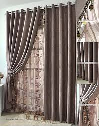 how to curtains for large windows a cozy home