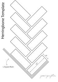 How To Layout Herringbone Pattern New Design Ideas