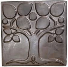 ceramic tile artists. Plain Artists Stone Hollow Tile  Image Subway Ceramics And Ceramic Artists