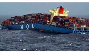 Im april 1956 fuhr das erste containerschiff von new jersey nach texas. Konnen Containerschiffe Entzwei Brechen Containerbasis De