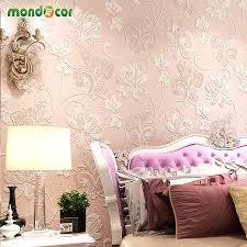 Mondecor Luxus Europäischen Moderne Wallpaper Großhandel Vlies Mural