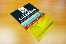 3 Year Calendar Noor Orphans Fund Three Year Calendar