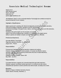 Medical Technologist Sample Resume Example Of Metaphor Philippines