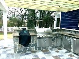 big green egg outdoor kitchen with interior designs south uk