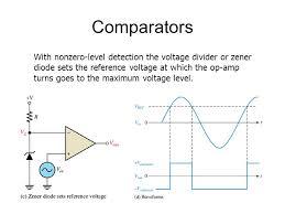 Op Amp Comparator Op Amp Comparators Part I Of 3 Ppt Video Online Download