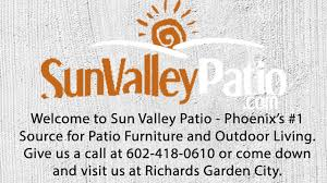 Sun Valley Patio Furniture Phoenix Arizona Direct Patio