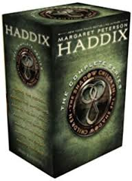 among the hidden shadow children margaret peterson haddix  the shadow children the complete series among the hidden among the impostors