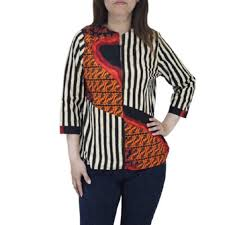 Model lengan panjang untuk kategori baju batik kali ini sangat cocok untuk wanita muda hingga dewasa. Hh59 Baju Batik Lengan Panjang Wanita Atasan Busui Muslimah Model Terkini Bahan Katun Strecth Shopee Indonesia
