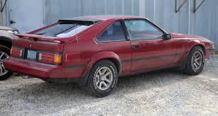 toyota supra 2014 price. Brilliant Price Rear View Of A 1986 Supra Showing The Third Brake Light US Inside Toyota Supra 2014 Price T