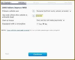 Quick Auto Insurance Quote