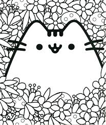 Cute Unicorn Coloring Pages To Print Fresh Kawaii Cat Unicorn