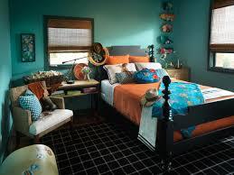Ocean Inspired Bedroom Kids Room Decor Ocean Inspired Tweens Dice Black Rug Hgtv Kids