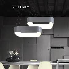 <b>NEO Gleam</b> Modern Led Pendant Lights Real Lampe Lamparas for ...