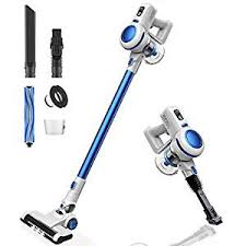 Orfeld Cordless Vacuum Cleaner, <b>2 in 1</b> Stick Vacuum with <b>Digital</b>